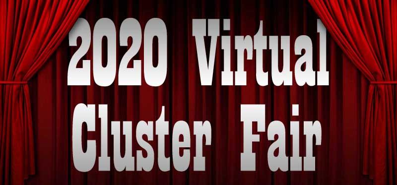 2020 Virtual Cluster Fair