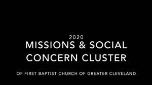 Missions & Social Concerns Cluster Video