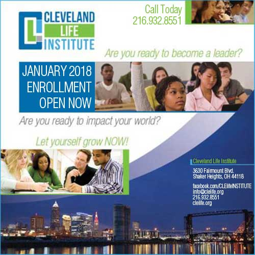 Cleveland Life Institute Ad