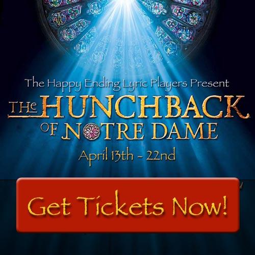 Get Hunchback of Notre Dame Tickets