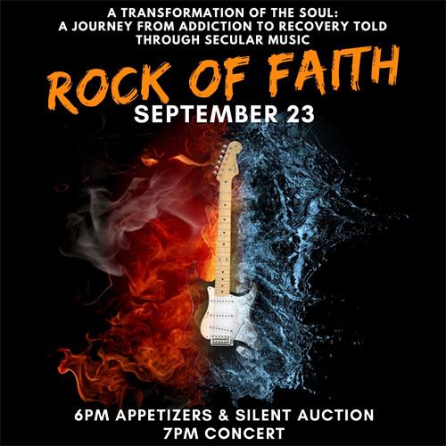 Rock of Faith Concert September 23, 2017