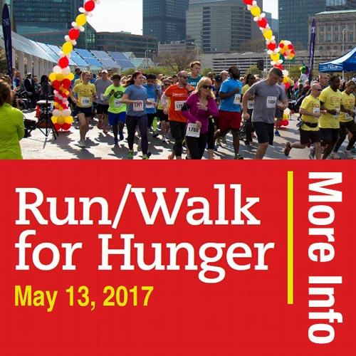 Run/Walk for Hunger