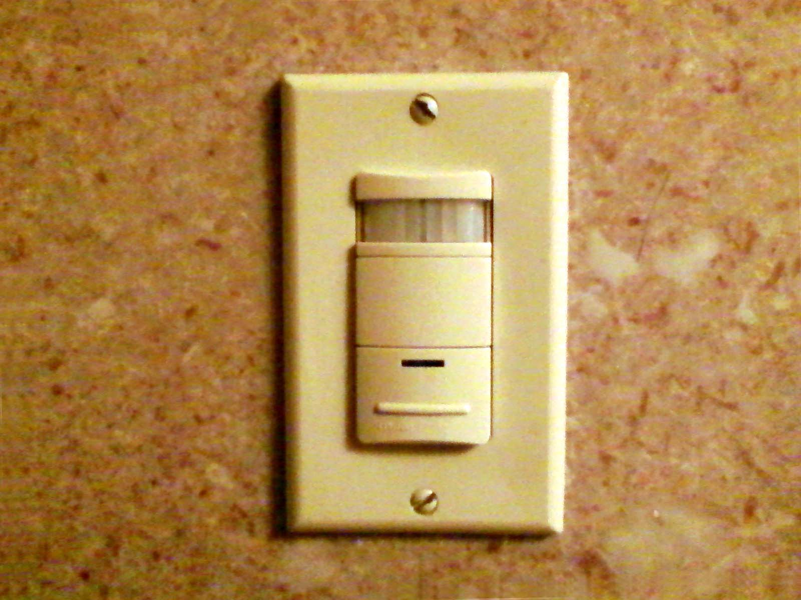 Automatic Light Switches
