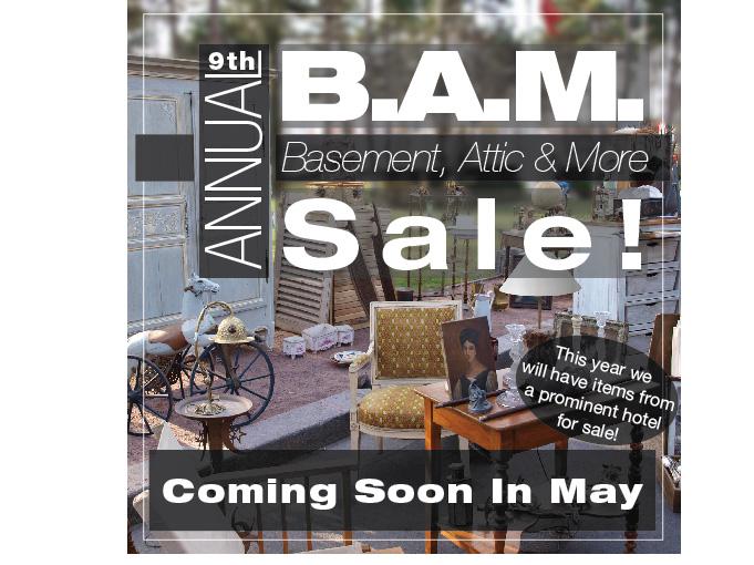 B.A.M. Sale