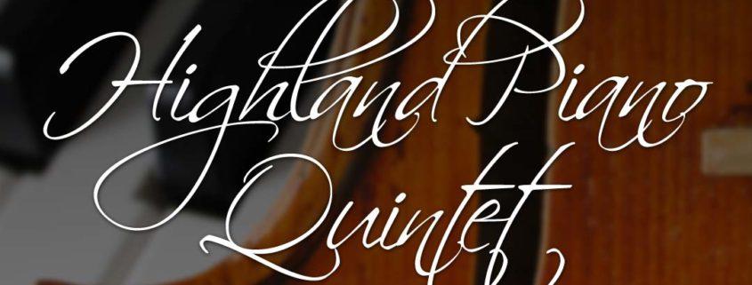 Highland Piano Quintet