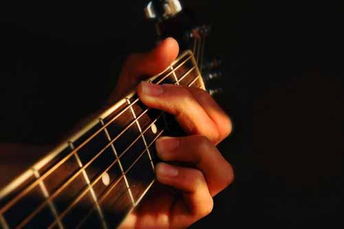 Guitar Lessons – First Baptist Church