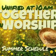 Unified Together In Worship