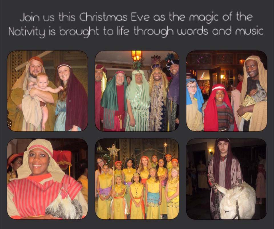 Live Nativity Pageant