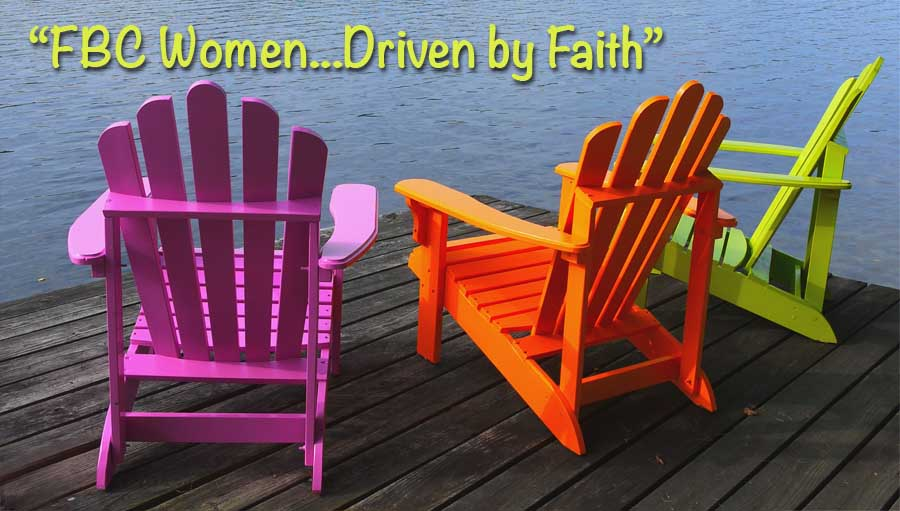 """FBC Women... Driven by Faith"""
