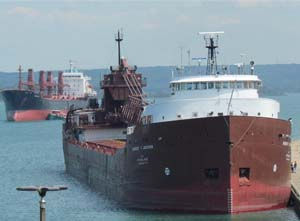 Great Lakes Ships