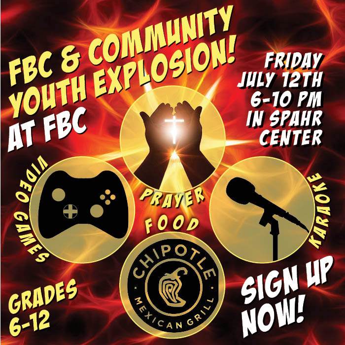 FBC & Community Youth Explosion