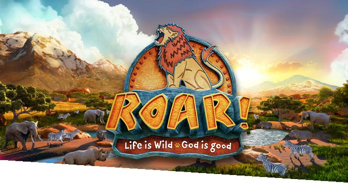 Roar! VBS Life is Wild God is Good