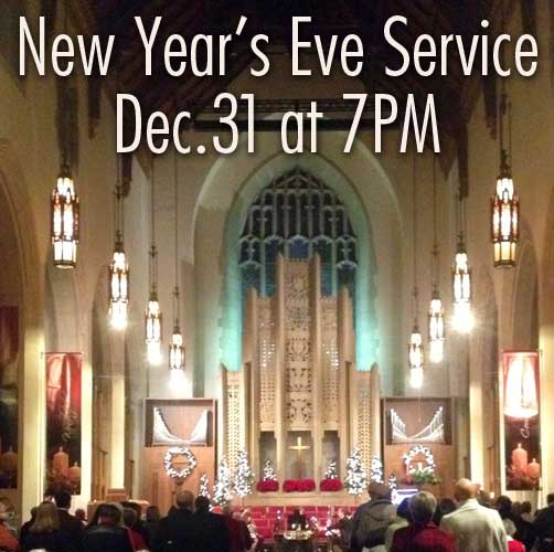 New Years Eve Service