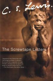 Screwtape Letters book cover