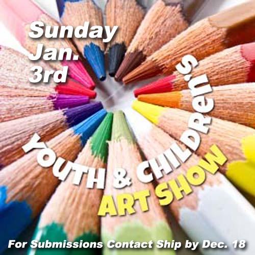 Children & Youth Art Show